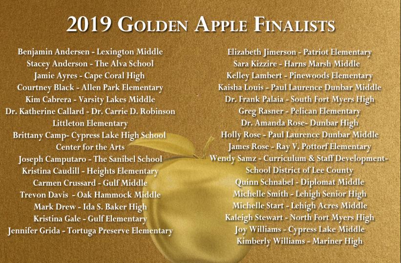 2019 Finalists Snip
