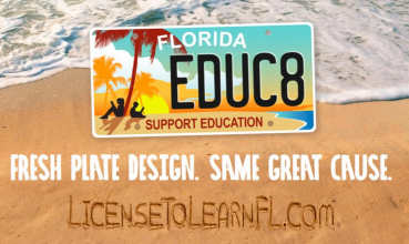Florida New Tag Info for Website
